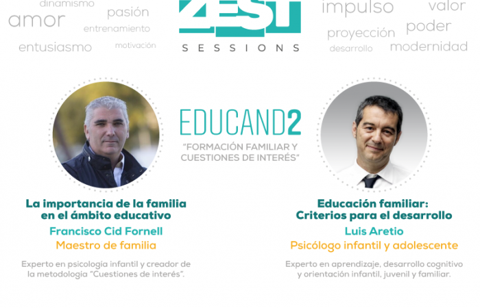 Zest Sessions - EDUCAND2